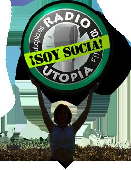 soy socia de Utopía